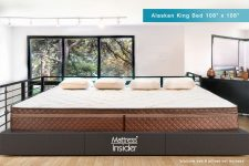 Alaskan King Bed