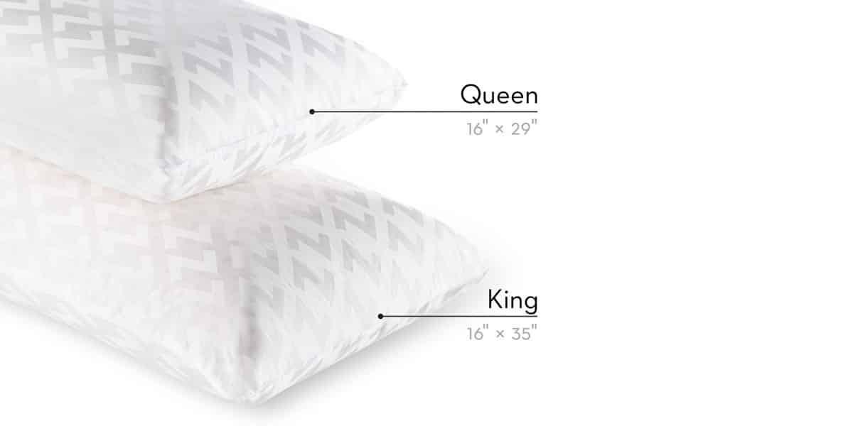 Memory Foam Gel Pillows