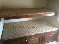 rv bunk bed mattress