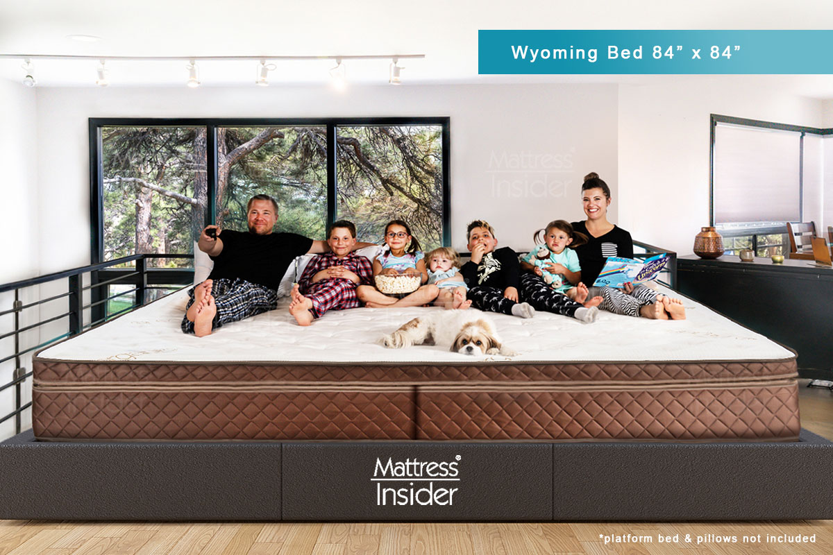 Wyoming King Bed Mattress