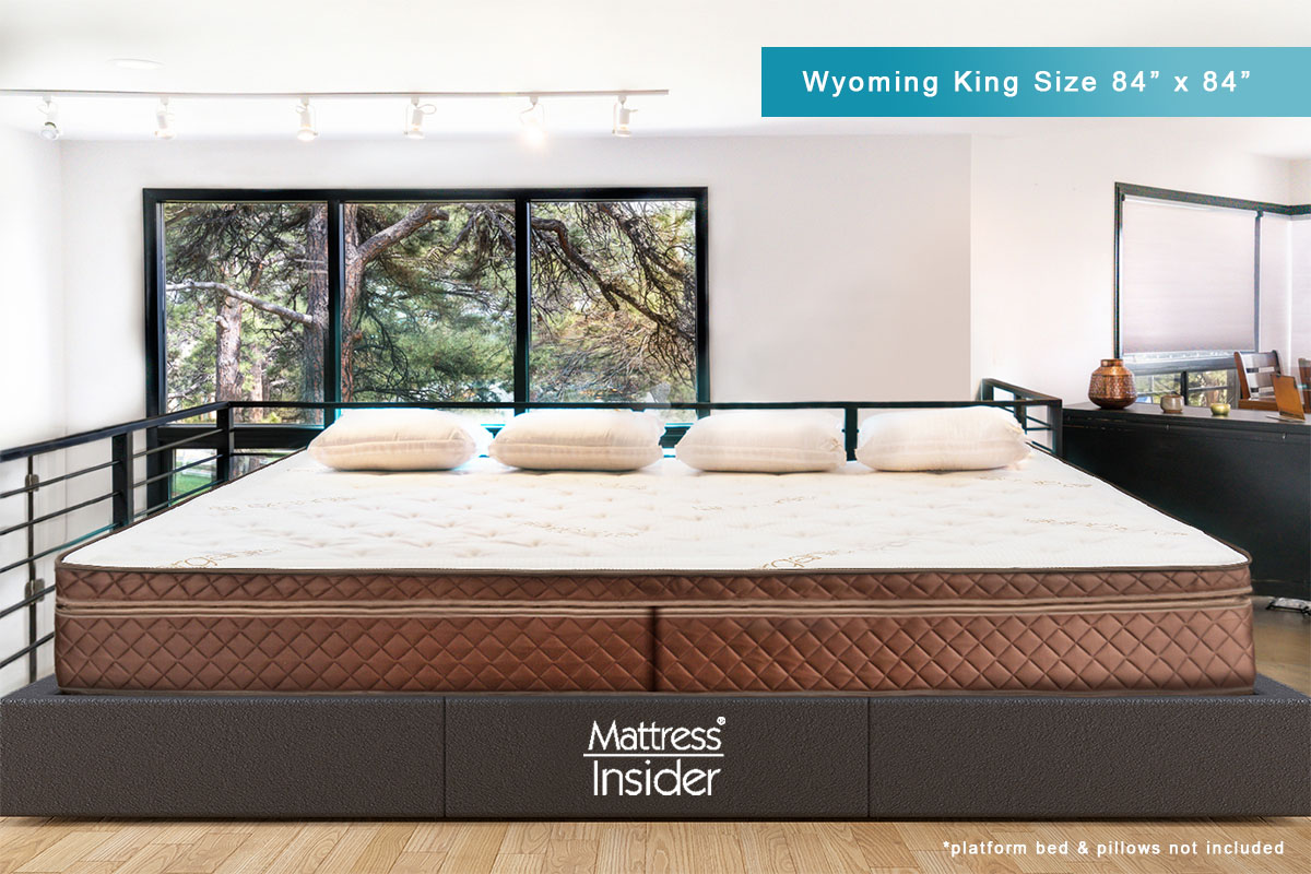 Wyoming King Bed