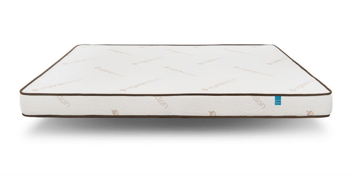 Elation Mattress Viewed from the Side