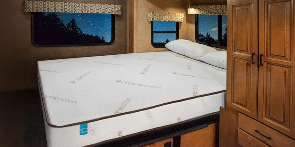 Elation Gel Foam RV Mattress w/Organic Cotton