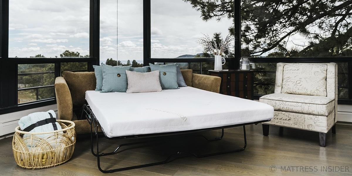 Natural Latex Sofa Mattress with Organic Cotton Cover