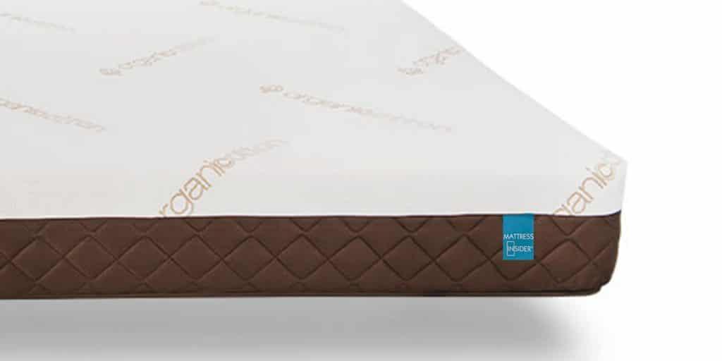 """8"""" Luxury Gel Foam Mattress w/Organic Cotton"""