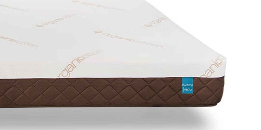 Luxury Mattress Profile Side Shot