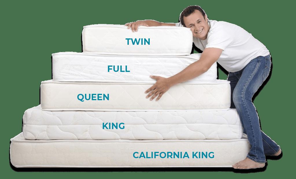 mattress dimension