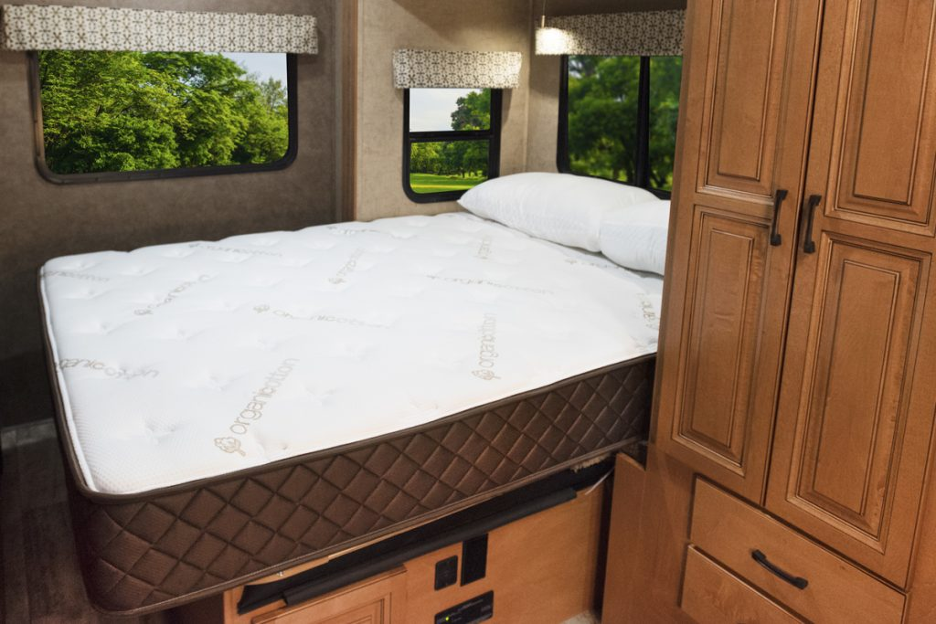Park Meadow Pocketed Coil Mattress